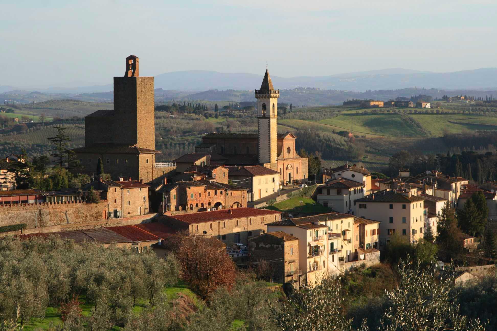 Agriturismo_caminetto_Toscana